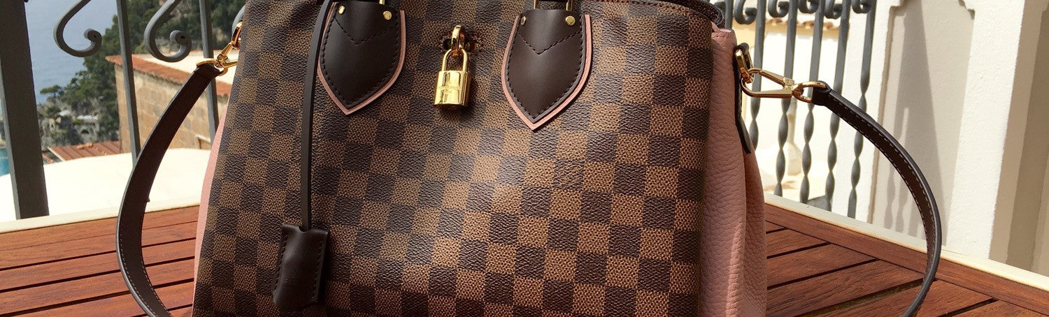 Louis Vuitton Second Hand Bags Banner REVOIR