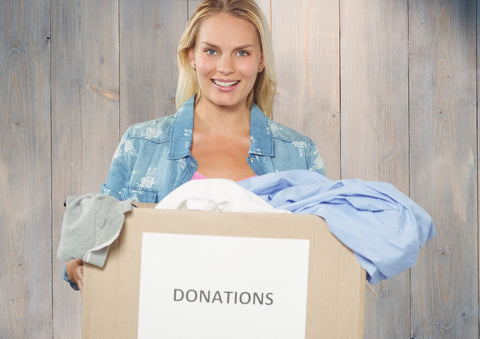 REVOIR BLOG - Donate your winter clothes