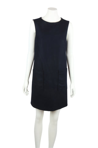 Emma navy blue tunic
