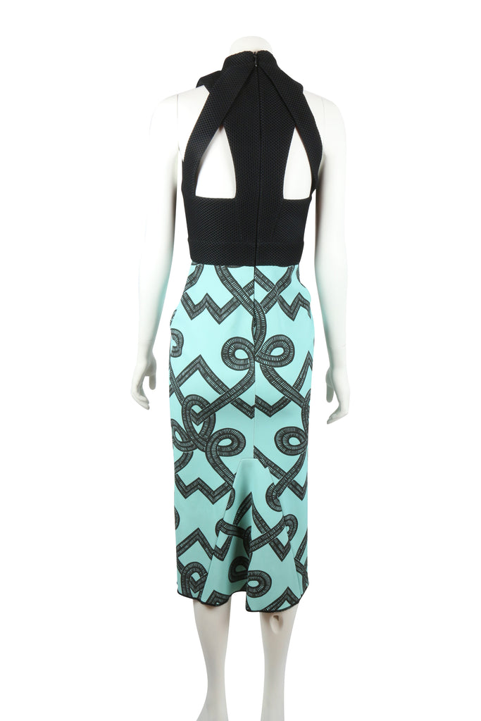 Manning Cartell United Notions bodycon dress
