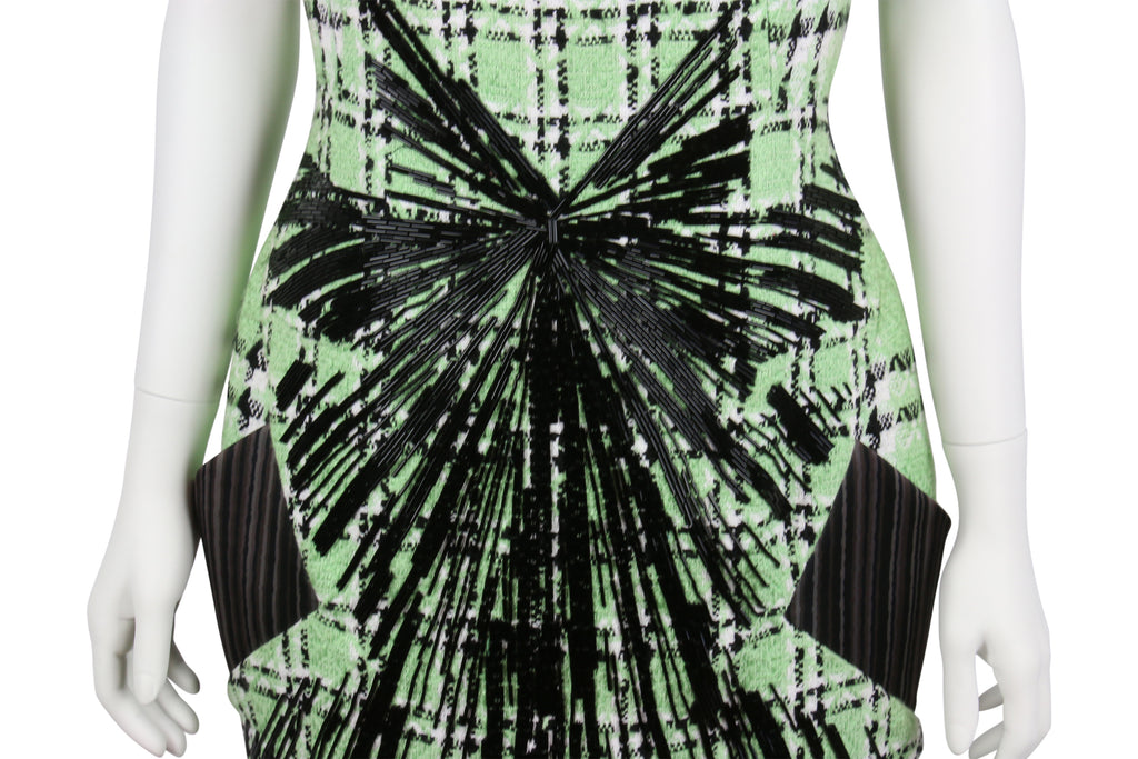 Peter Pilotto Zoom embellished dress