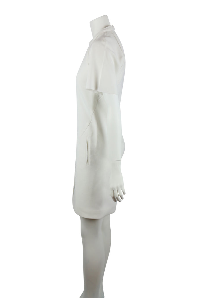 Christopher Esber Ivory blazer dress