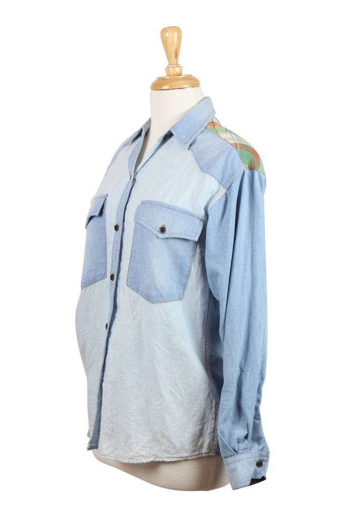 Isabel Marant (Etoile) Chambray cotton shirt