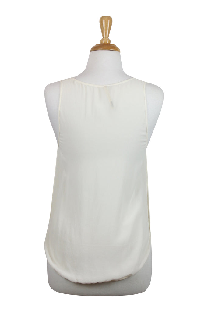 Willow All Occassions cream silk tank top