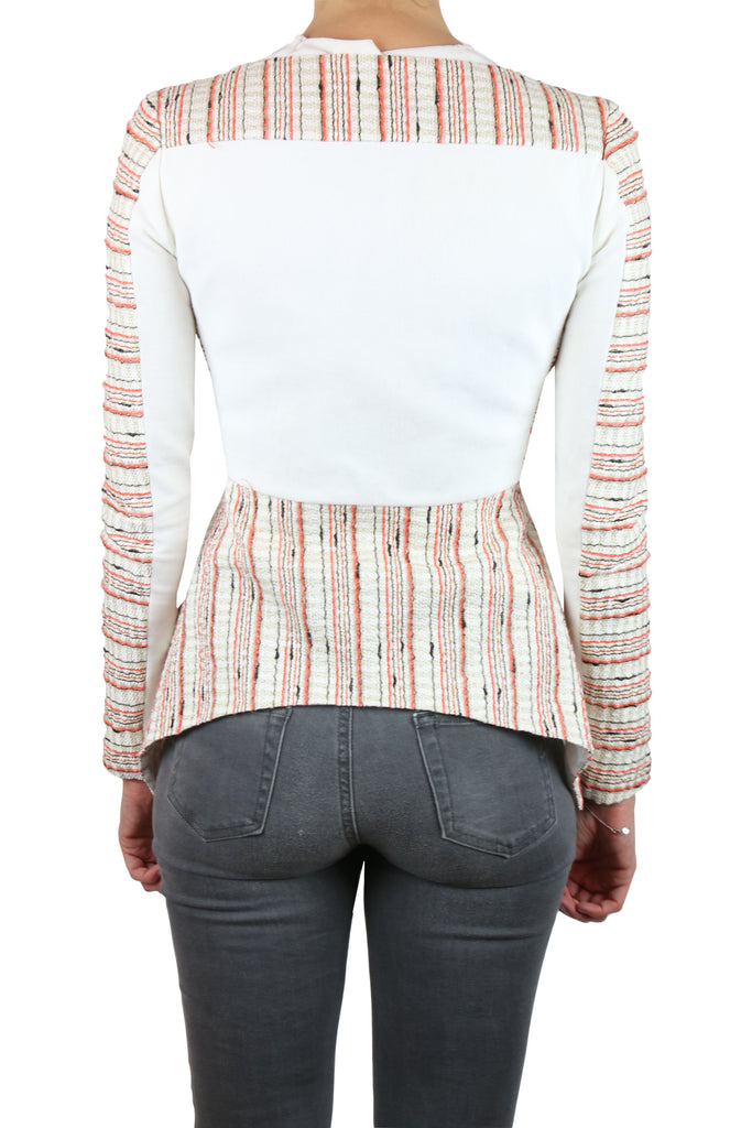 Willow Striped summer jacket