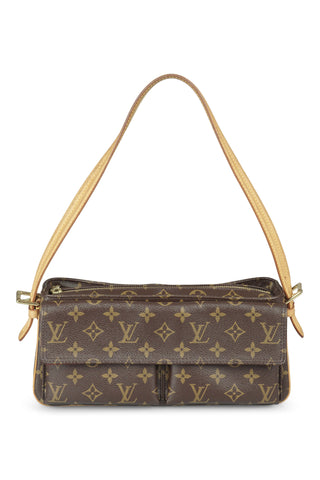 Viva cite monogram shoulder bag