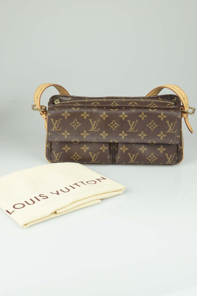 Louis Vuitton Viva Cite monogram shoulder bag