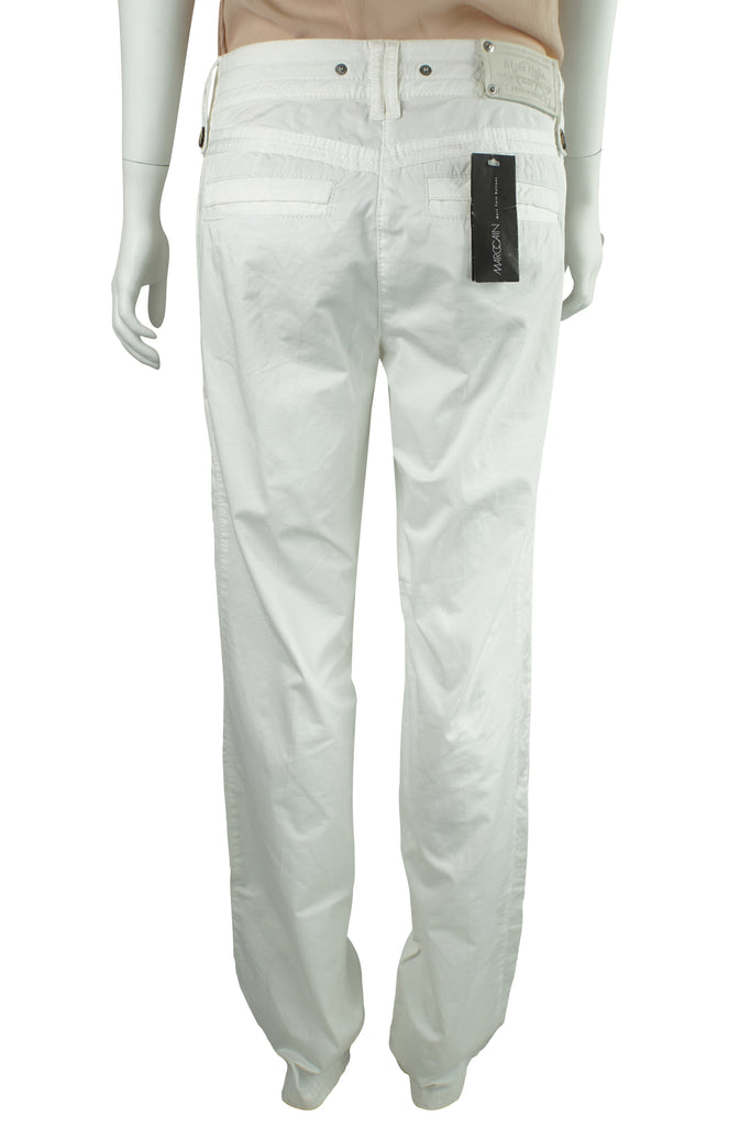 Marc Cain Four pocket white trousers