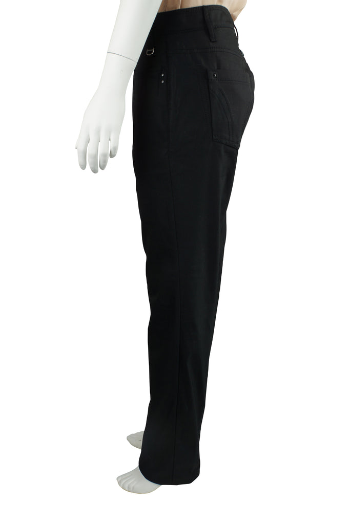 Marc Cain Techno pants in black