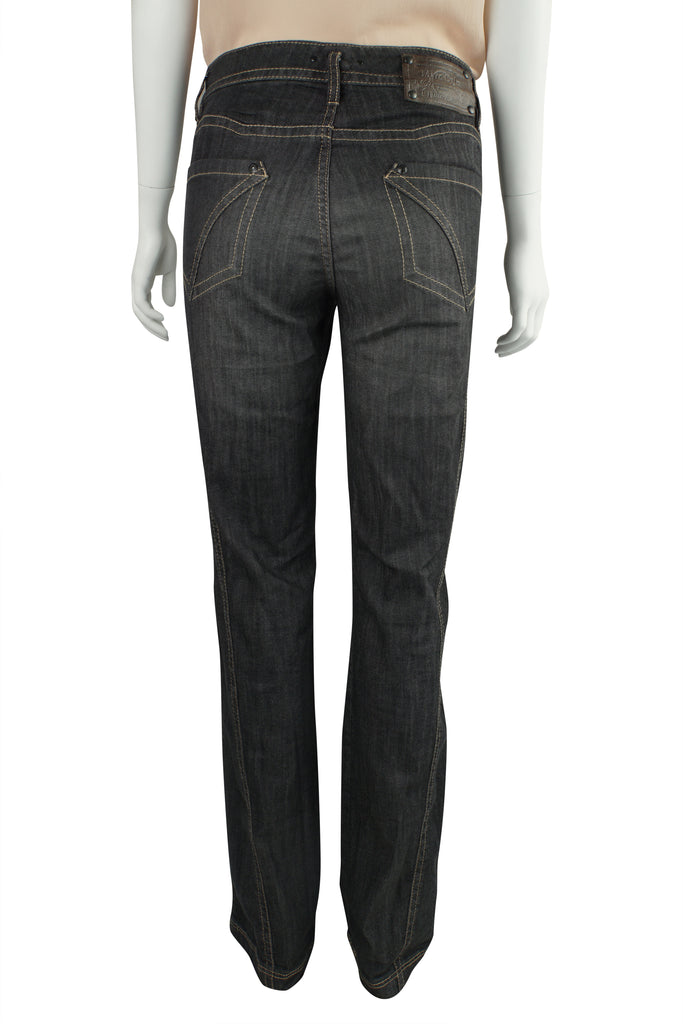 Marc Cain Side panel stretch jeans