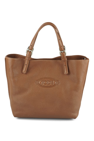 Mini brown tote