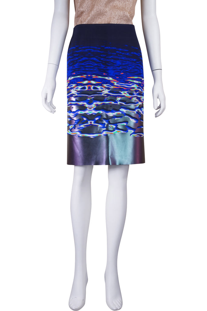 Dion Lee Surface ripple skirt