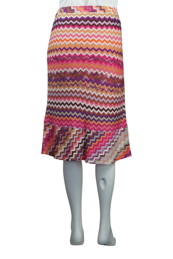 Missoni Tulip knit skirt