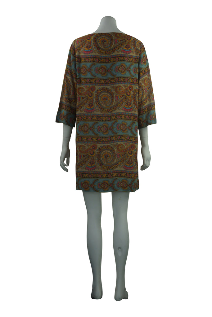 Zimmermann Paisley shift dress