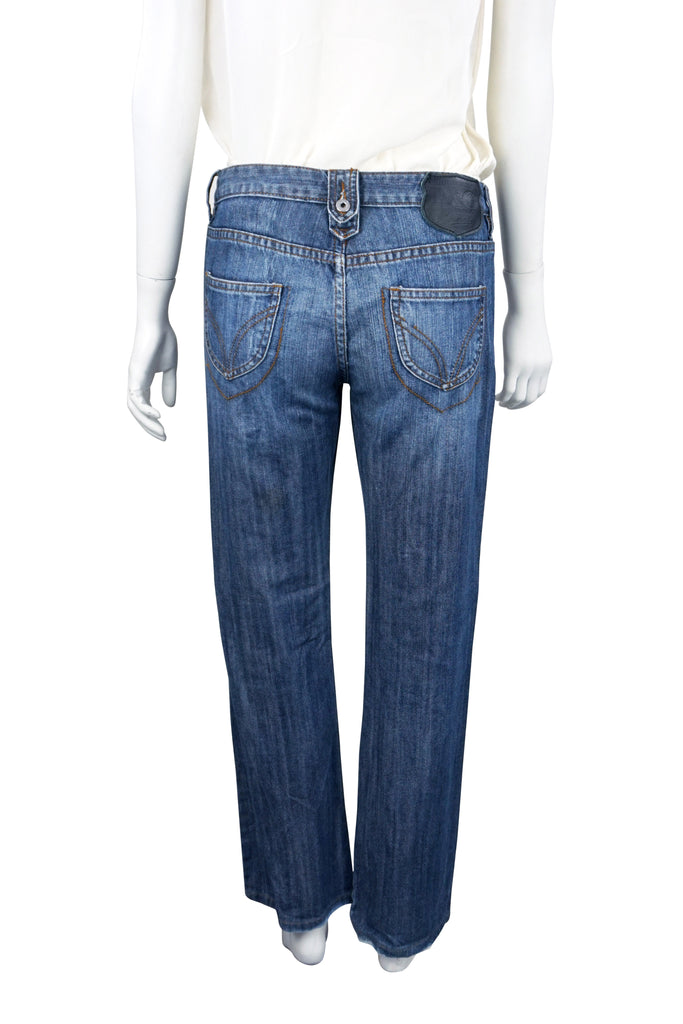 Dolce & Gabbana Blue washed jeans