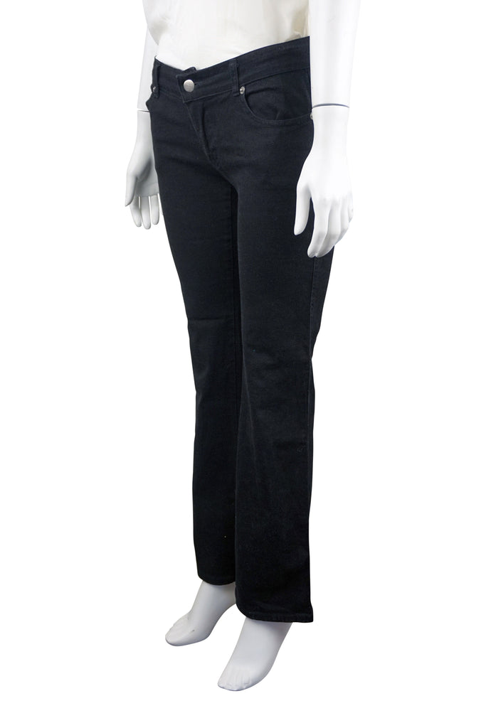 Zimmermann Black flared jeans