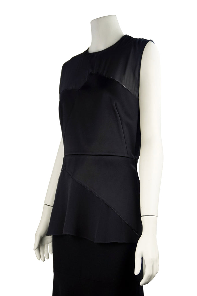 Phillip Lim Luna paneled top