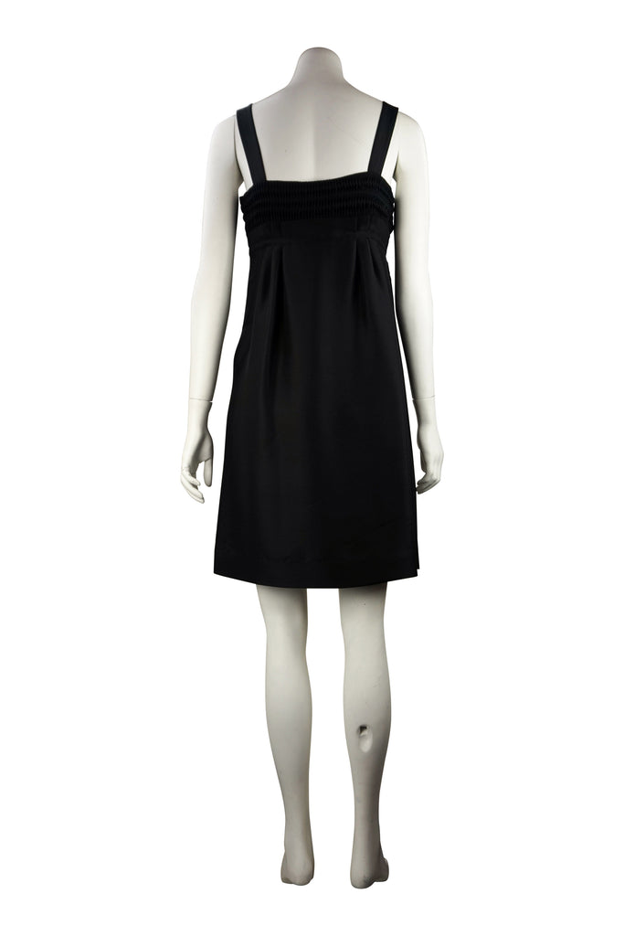 Diane von Furstenburg Silk empire LBD