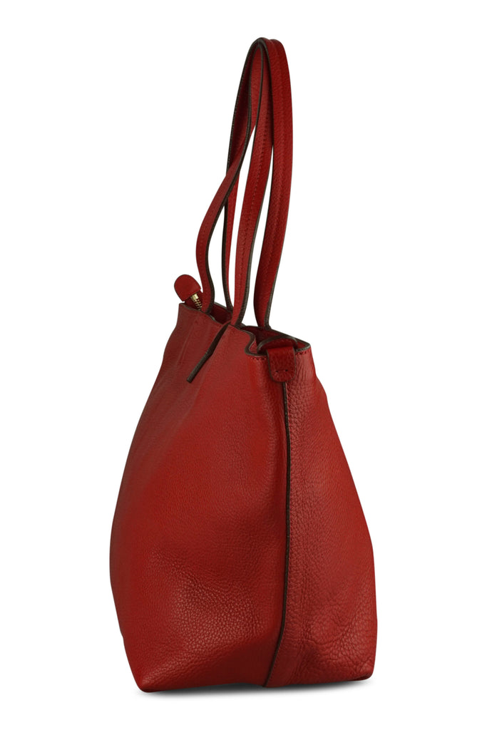Salvatore Ferragamo Bice Tote Bag in Red