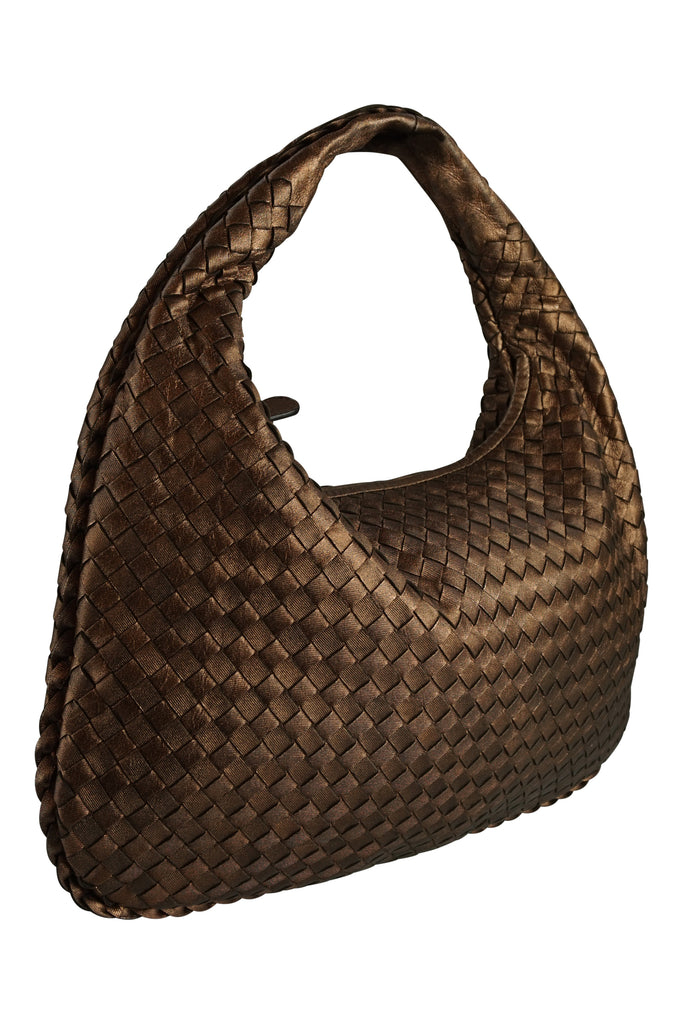 Bottega Veneta Medium Rame hobo bag in Copper