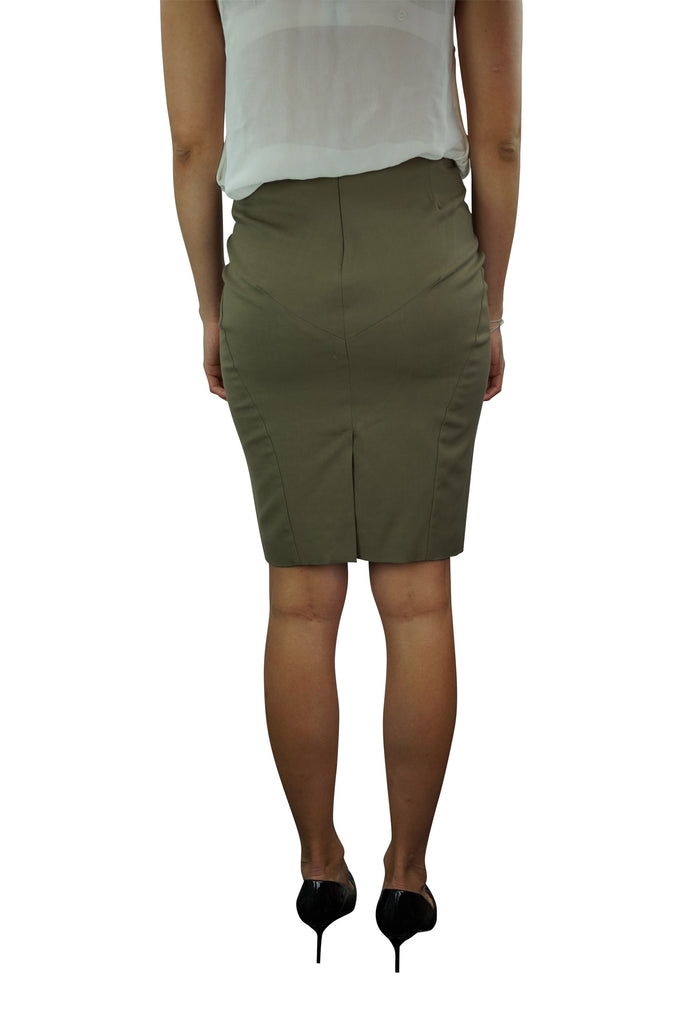 Paul Smith Olive Skirt