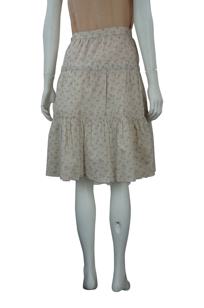 Marc by Marc Jacobs Petticoat Flowery Skirt