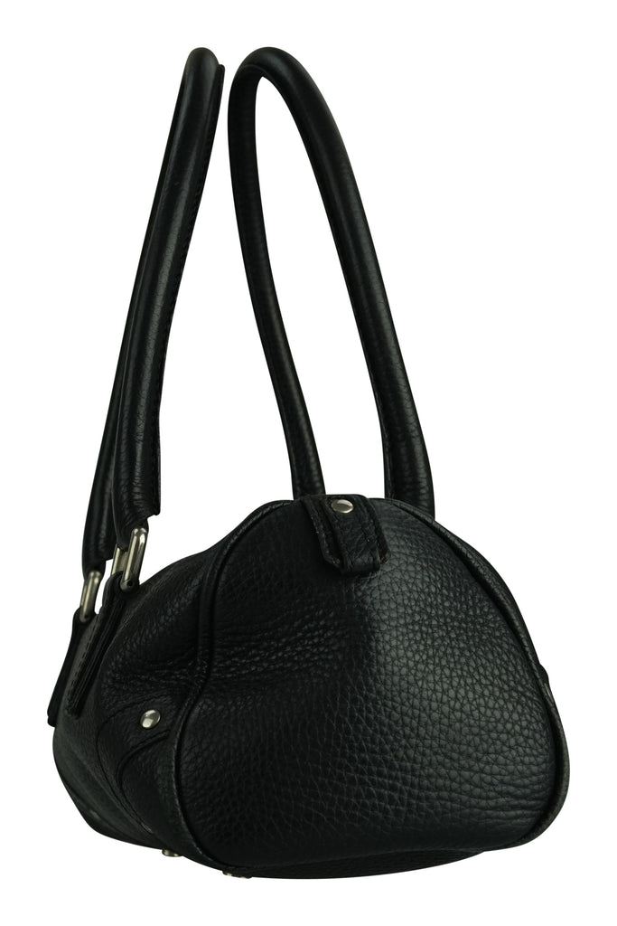 Burberry Black Bowling Bag