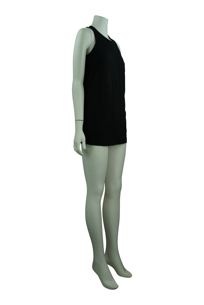 Calvin Klein Mini Little Black Dress