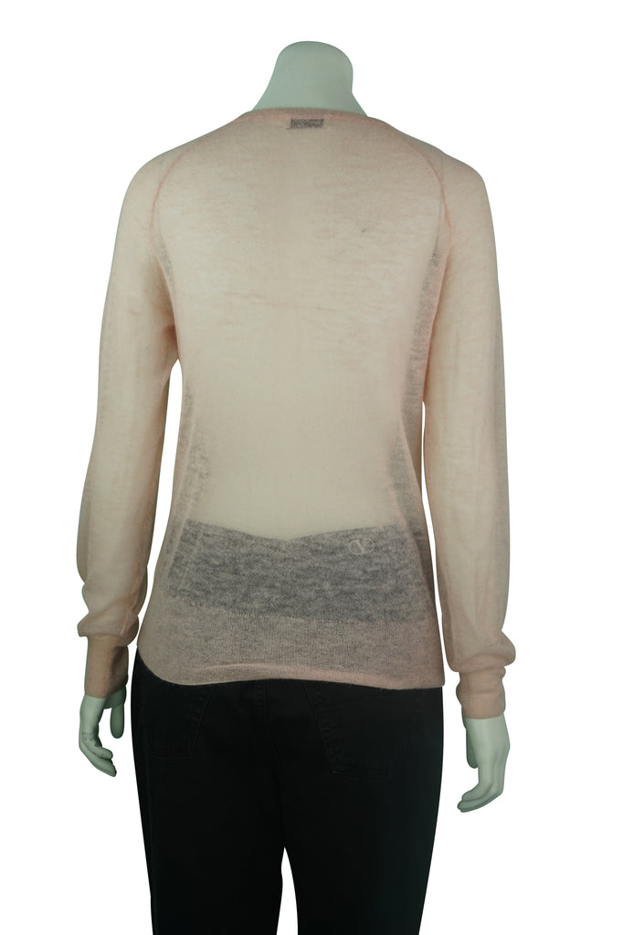 Dries van Noten Pink Top