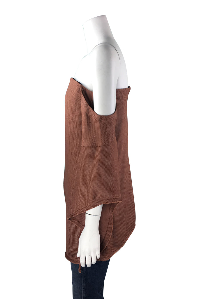 Camilla & Marc Bronze Top with Wide Sleeves