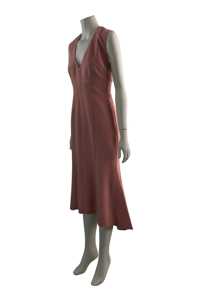 Rebecca Vallance Dust Pink Siren Dress