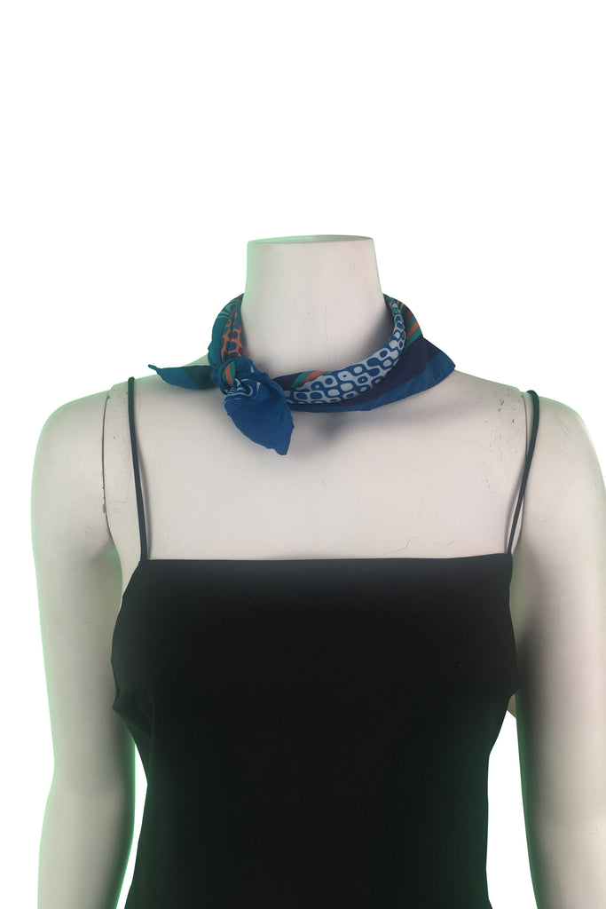 Missoni Multicolour  silk neckerchief