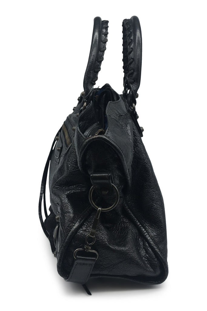 Balenciaga Classic City Tote in Black