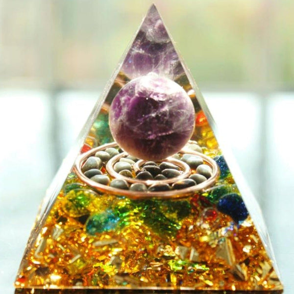 Chakras & Orgones Collection