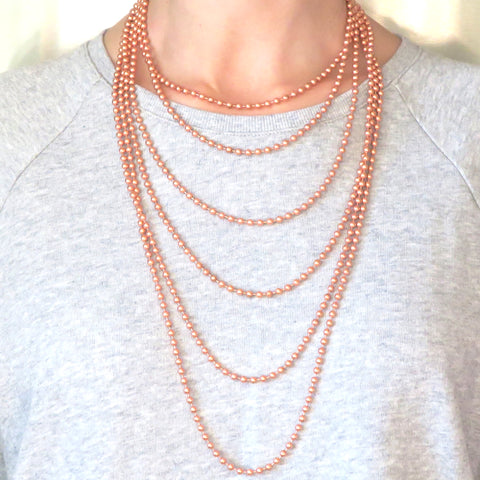 Half-Off Selected Copper Jewelry Chains