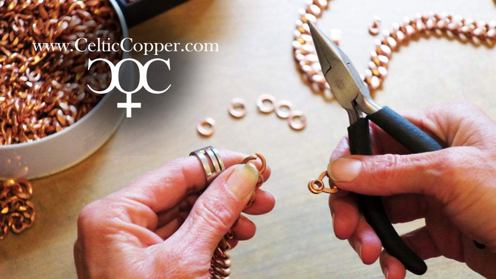 Do-It-Yourself Copper Jewelry