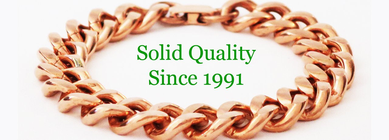 Solid Copper Solid Value