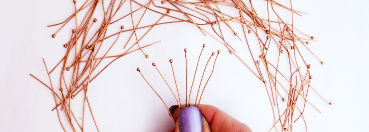 copper jewelry making supplies