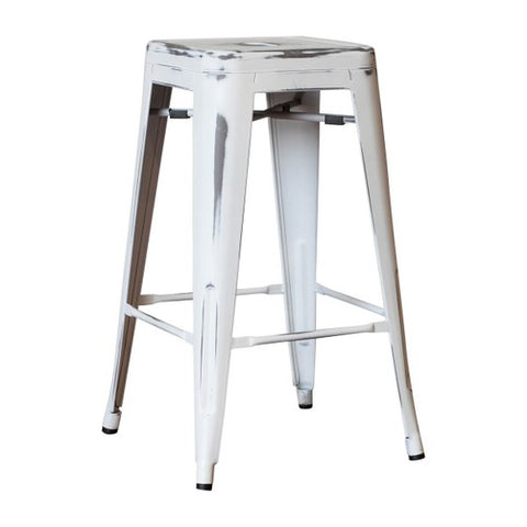 replica tolix counter stool antique white simply bar stools