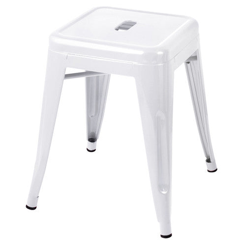 quotCamillequot Replica Tolix Table Height Stool in White Set  : white metal bar stool4grande from www.simplybarstools.com.au size 500 x 500 jpeg 16kB