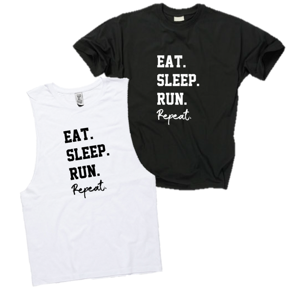 EAT. SLEEP. RUN. REPEAT