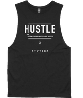 HUSTLE -VERB