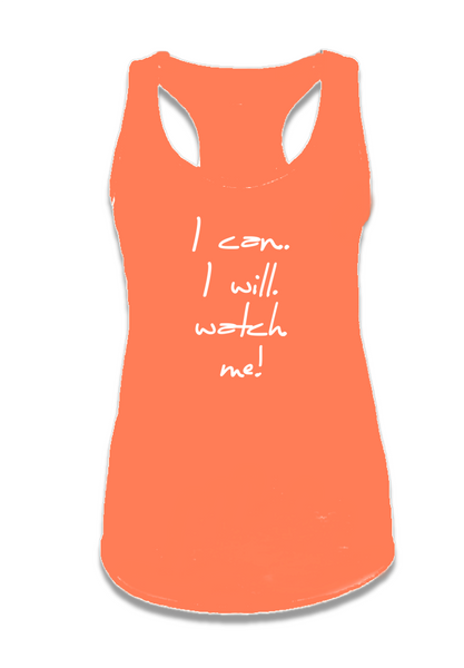 I CAN I WILL WATCH ME..-