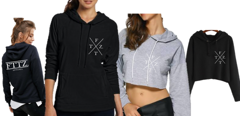 FTTZ APPAREL SLEEVE HOODIES