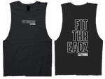 FIT THREADZ CLOTHING HOLLOW PRINT (LADIES TOP)