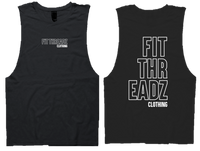 FIT THREADZ CLOTHING HOLLOW PRINT (MENS TOP)