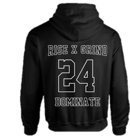 RISE AND GRIND DOMINATE JERSEY