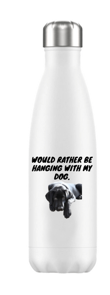 WOULD RATHER BE HANGING WITH MY DOG (PERSONALISED)