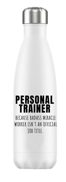 PERSONAL TRAINER JOB TITLE