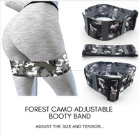 NEW CAMO ADJUSTABLE BOOTY BAND